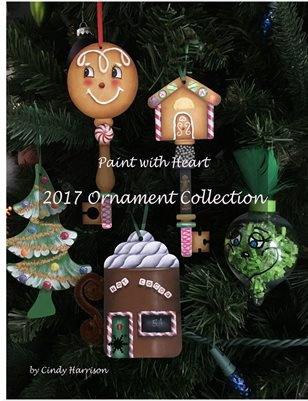 2017 Ornament Collection Book