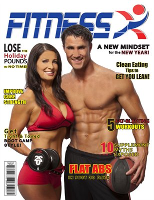 FitnessX Magazine for January 2012