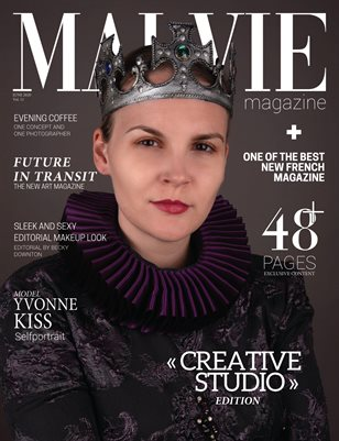 MALVIE Mag | Creative Studio Edition | Vol. 11 JUNE 2020
