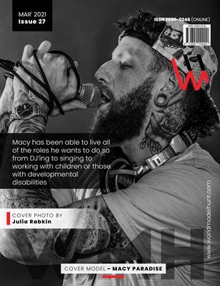 World Model Hunt Magazine - March- 2021