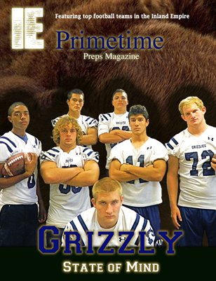 Inland Empire Prime Time Preps Magazine Los Osos Football Edition April 2012