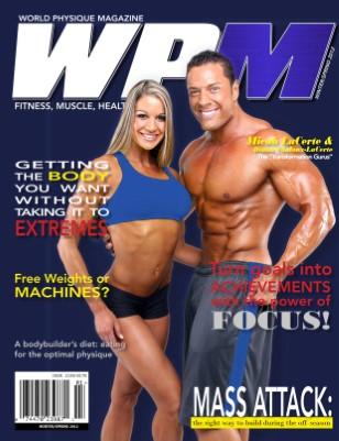 World Physique Magazine Winter/Spring 2012