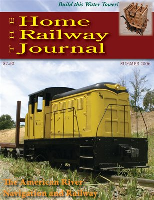 Home Railway Journal: SUMMER 2006