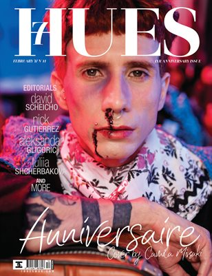 7Hues - Issue 14 Vol 2.- 1Yr Anniversary on
