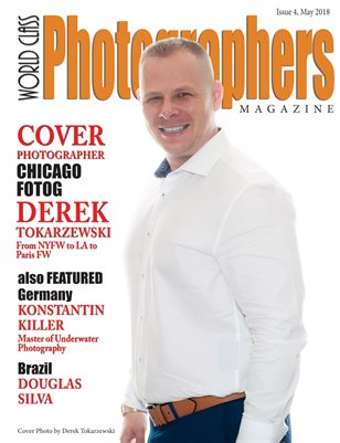World Class Photographers Magazine with Derek Tokarzewski