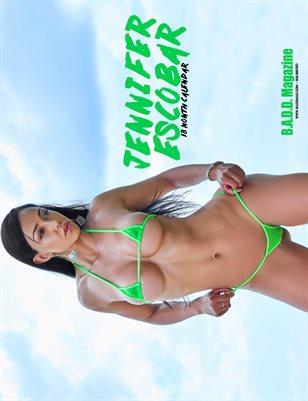 Jennifer Escobar 2018-19 BADD Calendar