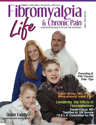 Fibromyalgia & Chronic Pain LIFE May/Jun 2012, Issue 5