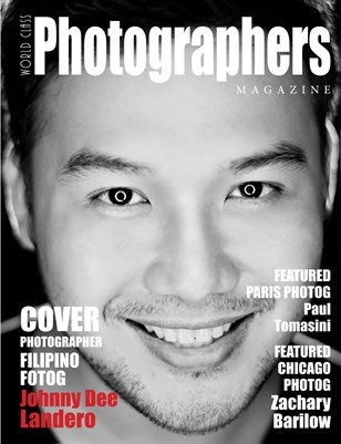 World Class Photographers Magazine with Johnny Dee Landero