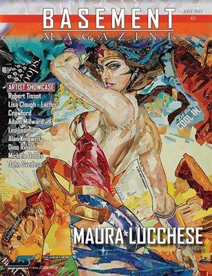 Basement Magazine - Issue #3