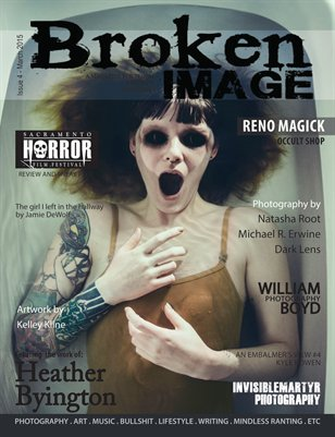 Broken Image Magazine- Issue 4 (March 2015)