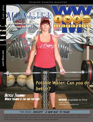 Weekend Warrior Magazine Vol. 2 Issue 1