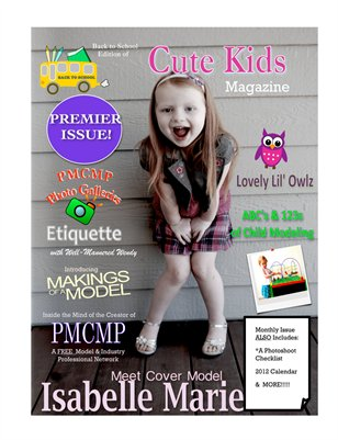 Cute Kids Magazine