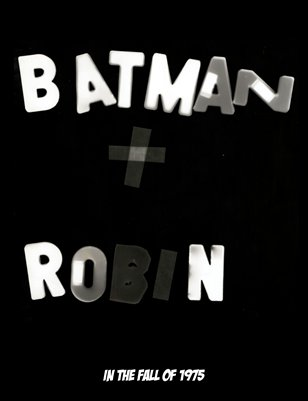 Batman & Robin: In the Fall of 1975
