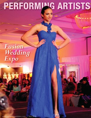 Performng Artists Magazine - Fusion Wedding Expo 2013