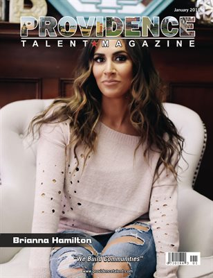 Providence Talent Magazine January 2018 Edition