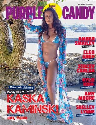 PURPLE CANDY MAGAZINE  JUNE 2017