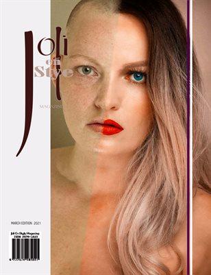 Joli En Style Magazine March's 2021 Edition