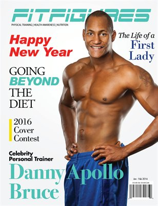 Jan/Feb 2016 - Danny Apollo Bruce