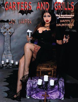 Lady Vampira Haunting Beauty