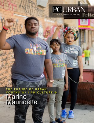 Volume 2, Issue 3 - The Future of Urban Youths