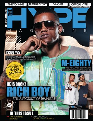 The Hype Magazine issue #75
