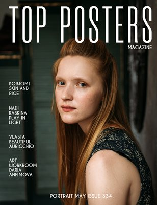 TOP POSTERS MAGAZINE - PORTRAIT MAY(Vol 334)