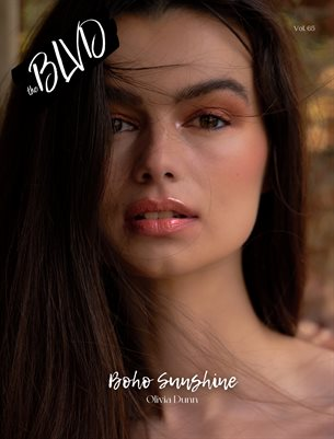 The Blvd Magazine Volume 65 Featuring Olivia Dunn