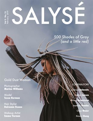 SALYSÉ Magazine | Vol 5 : No 15 | February 2019