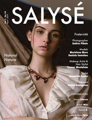 SALYSÉ Magazine | Vol 5 No 34 | April 2019 |