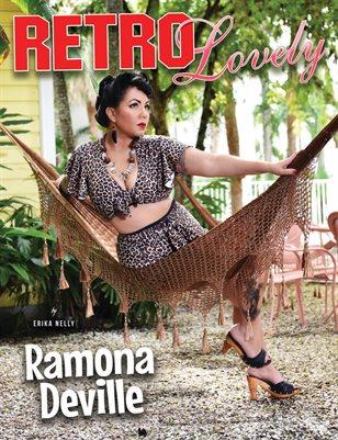 Retro Lovely No.100 – Ramona Deville Cover