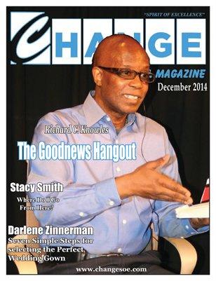 Change Gospel Magazine December 2014 Issue