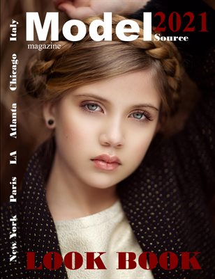 Model Source Magazine 2021 ANNUAL LOOK BOOK