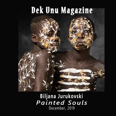 Dek Unu Magazine - Biljana Jurukovski