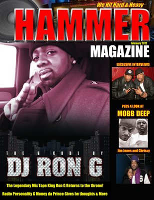 Hammer Magazine Feb. 2012
