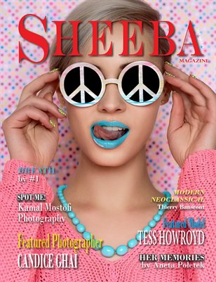 Sheeba Magazine 2015 April #4