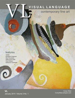 Visual Language Magazine Vol 3 No 1 January 2014