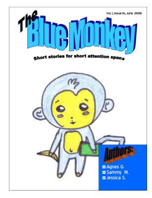 The Blue Monkey, Vol. 1H