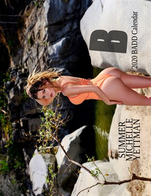 Summer Michelle Yettman 2020 BADD Calendar