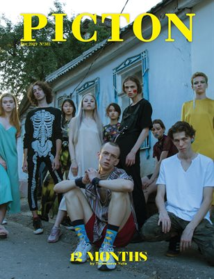 Picton Magazine December 2019 N381 Cover 3