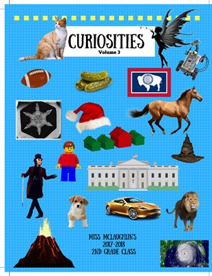 Miss McLaughlin's Curiosities Magazine