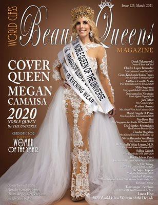 World Class Beauty Queens Magazine, Issue 125, Megan Camaisa