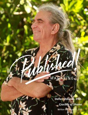 PUBLISHED! #15 Excerpt featuring Stefan Malecek, PhD!