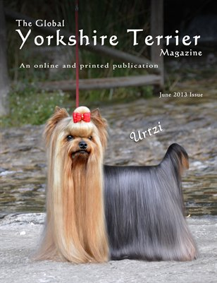 The Global Yorkshire Terrier Magazine - JUNE 2013