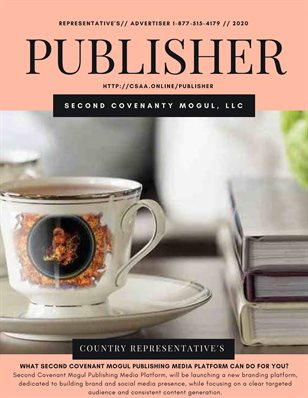 Second Covenant Mogul Publishing, LLC