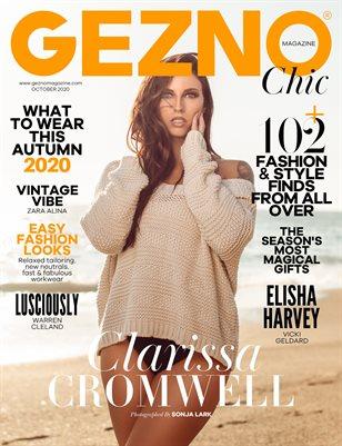 GEZNO Magazine October 2020 Issue #14