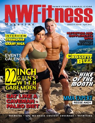 Northwest Fitness Magazine Issue 1