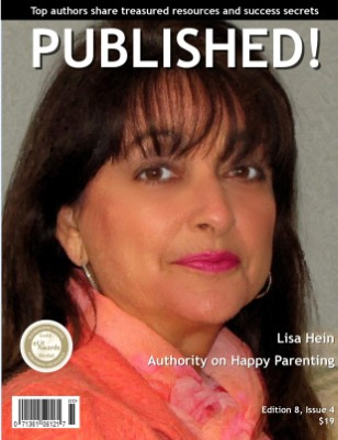 PUBLISHED! excerpt featuring Lisa Hein