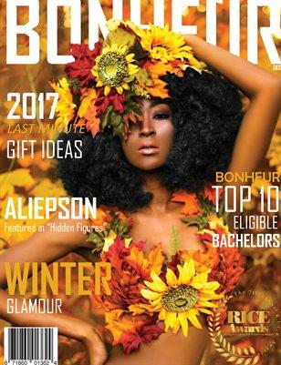 BONHEUR Winter Issue