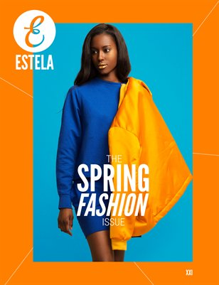 Estela Magazine: Issue XXI