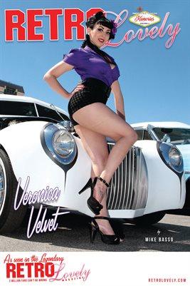 Veronica Velvet Cover Poster